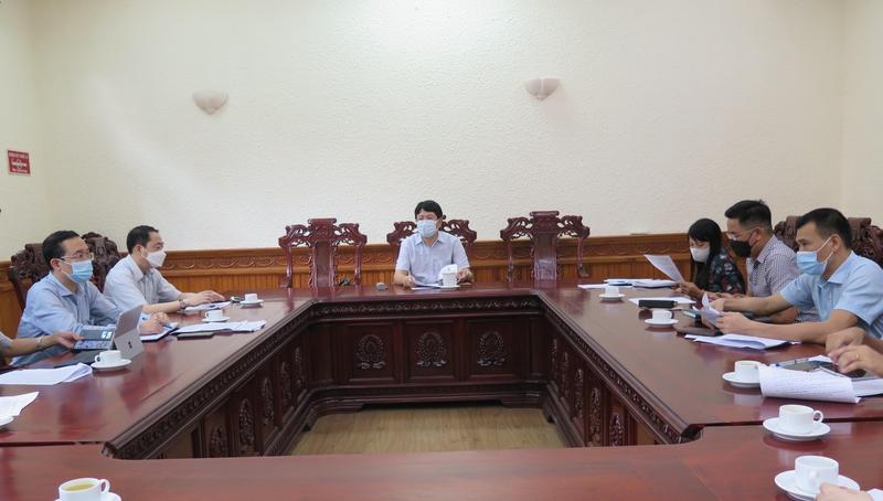 Chuẩn bị thật tốt chuỗi các hoạt động hưởng ứng Ngày Pháp luật Việt Nam năm 2021 của Bộ Tư pháp